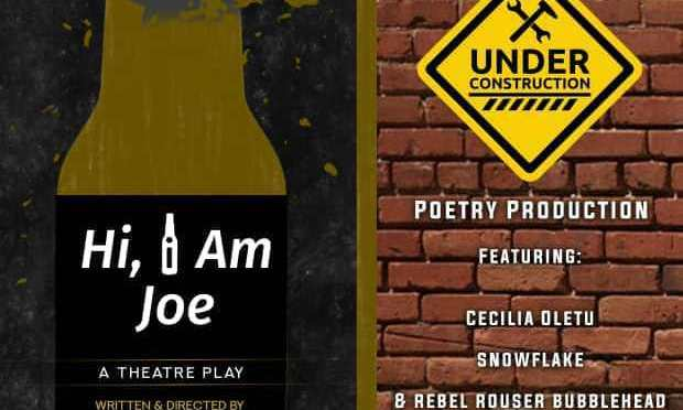 Theatre Review: 'Hi, I AM Joe' – 'Under Construction'
