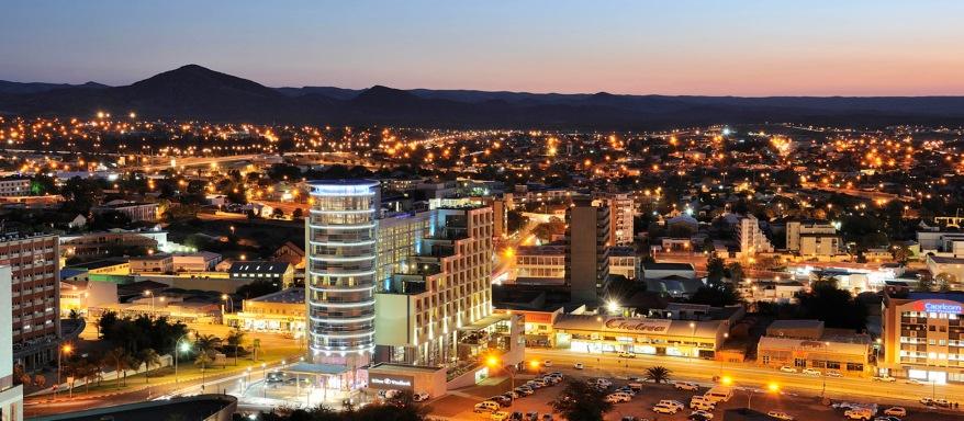 windhoek ; namibia