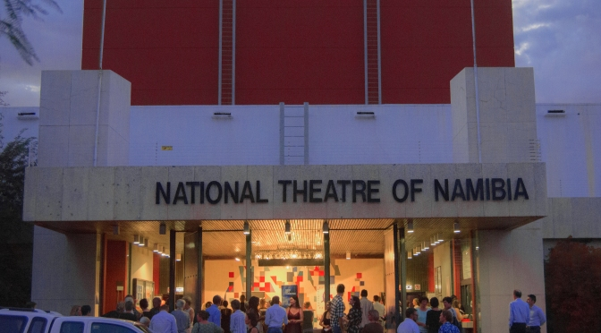 Frequently Asked Questions about the National Theatre of Namibia with Desiree Mentor