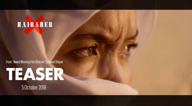 Watch: Hairareb Teaser Trailer