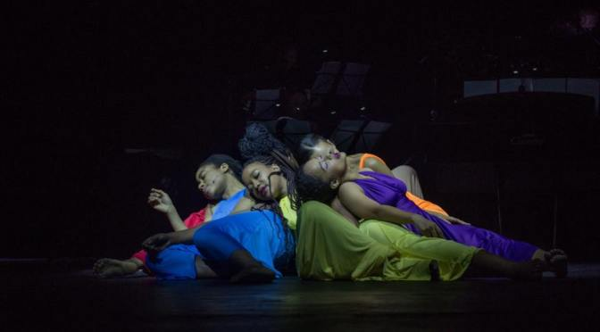Theatre Review: 'For Coloured Girls'