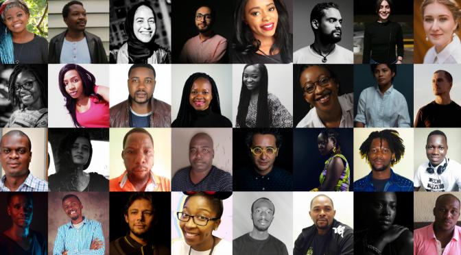 Talents Durban 2020 Participants Announced